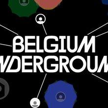 "Présentation de l'appli ""Belgium Underground"""
