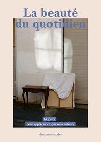 départementales magazine - Beauté du quotidien - couve