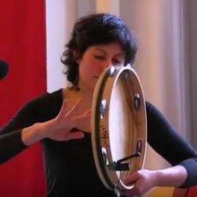 Emanuela Lodato. En scène ! @PointCulture ULB. Muziek•Culture