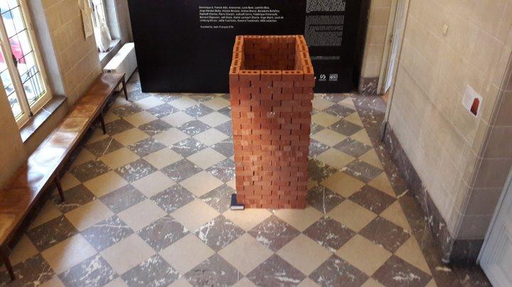 expo FRArGILE - Maison des arts - Schaerbeek - Jorge Méndez Blake