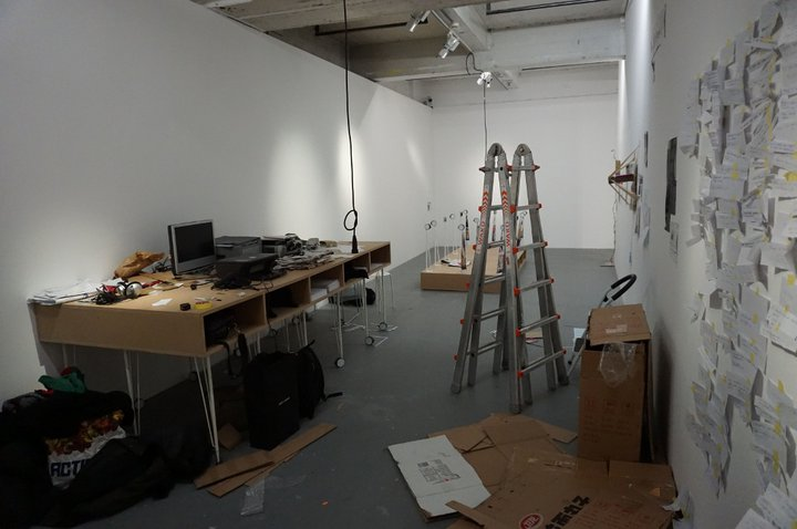 expo Resistance La Centrale - Open Academy