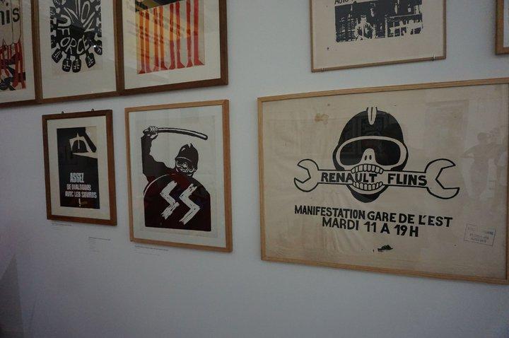 expo Resistance La Centrale - affiches