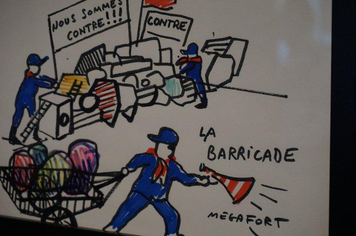 expo Resistance La Centrale - (c) Lopez-Menchero 2