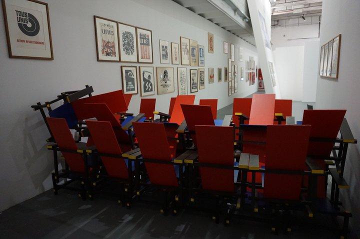 expo Resistance La Centrale - (c) Luc Deleu