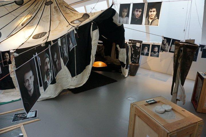 exposition BienvenUE au Musée L à louvain-la-Neuve - _1980