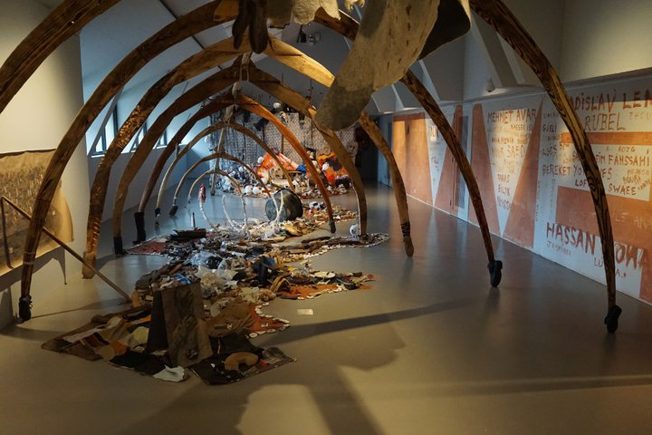 exposition BienvenUE au Musée L à louvain-la-Neuve - _2009