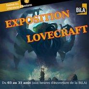 exposition Lovecraft - Bila - Louvain-la-Neuve