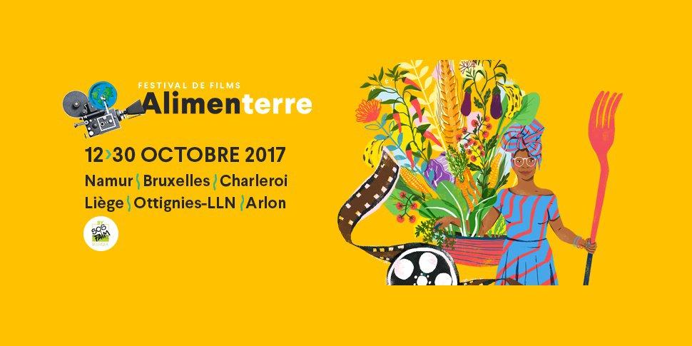 festival Alimenterre 2017 - visuel