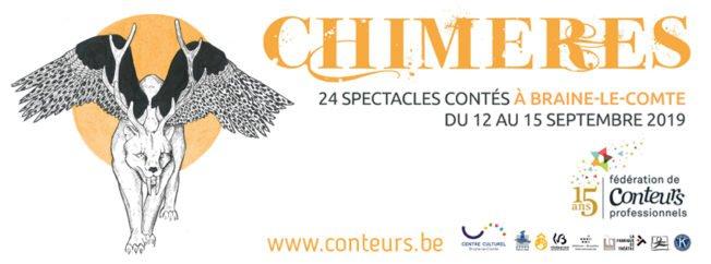 festival du conte Chimères