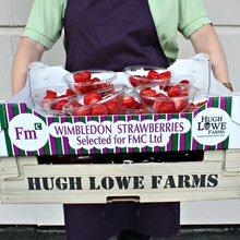 fraises de Wimbledon