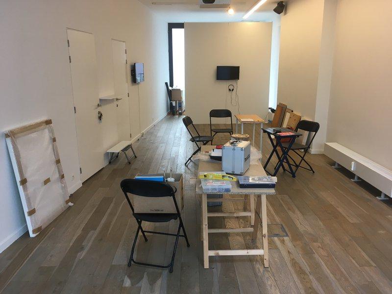 galerie Éte 78 (Ixelles) - printemps 2020