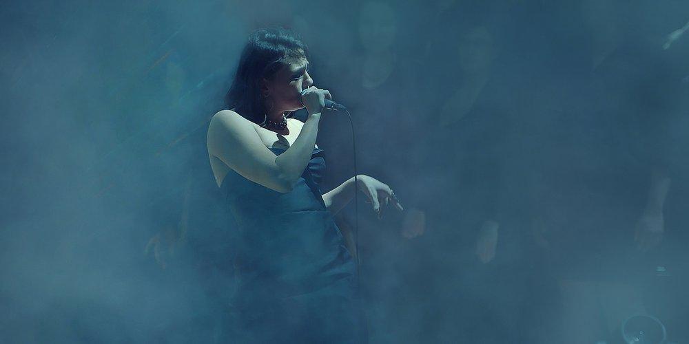 Tanya Taqag live at Massey Hall