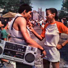 Hip hop de traverse