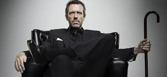 Dr House- Hugh Laurie