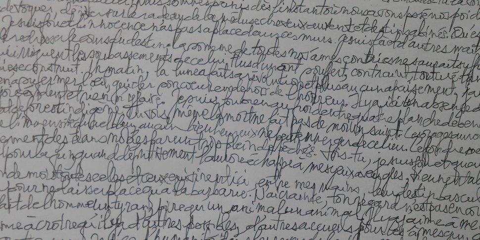 """Atelier d'écriture. Slam : """"Métro, boulot, mots"""""""