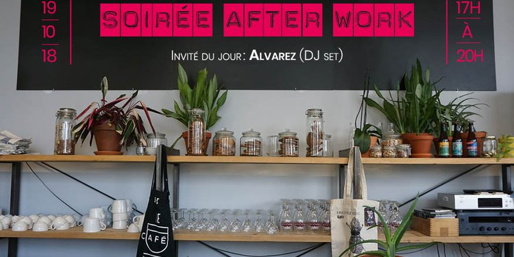 Soirée afterwork 2 alvarez