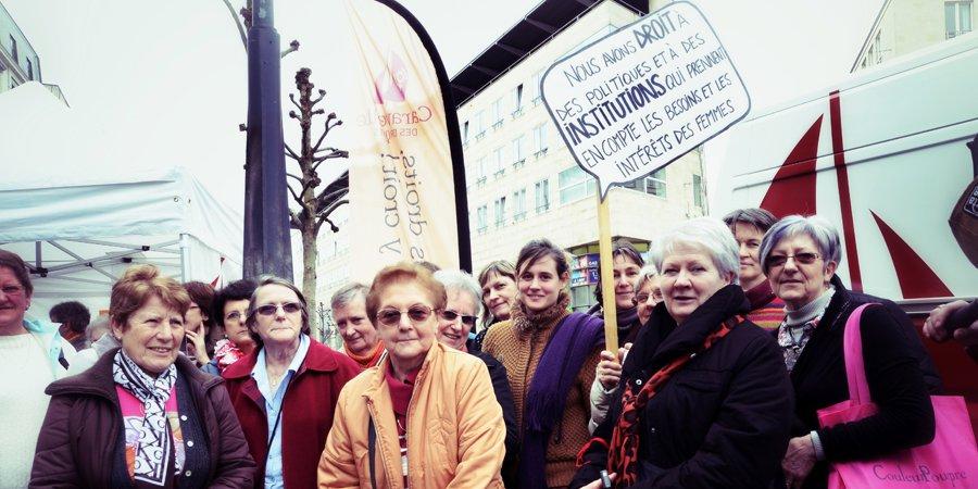 Une politique migratoire et les femmes   Au Carrefour des droits des femmes