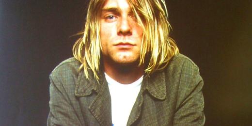 Kurt Cobain's Top 50 List