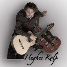 Hughes Kolp en concert