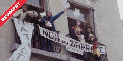 La Bataille de l'eau noire / Festival Cinéma Docu #Révoltes