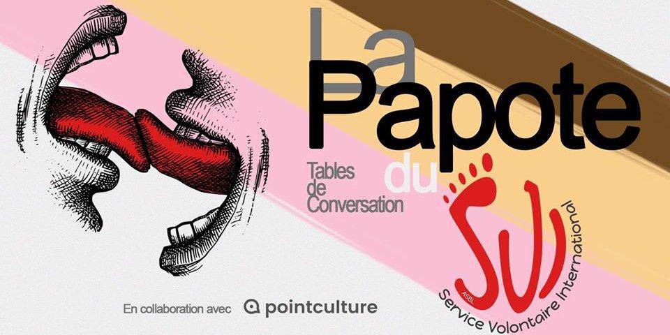 La Papote Tables de Conversation