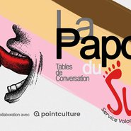 La Papote Tables de Conversation