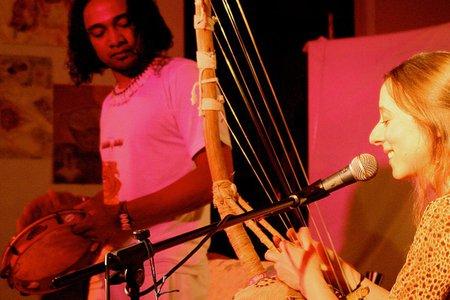 Soirée contes et musique : Lajeiro