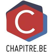 librairies chapitre.be - logo