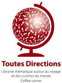 logo librarie Toutes directions - Liège