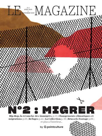 Magazine n°2 : cover