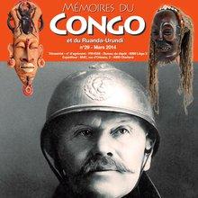 Mémoires du Congo et du Ruanda Urundi