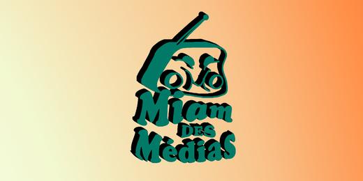 GNiGNiGNiGNiGNi & les 1030 Glorieuses | Miam des Médias (sur Radio Campus Bruxelles 92.1)