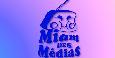 3 projets du Master en gestion culturelle de l'ULB | Miam des Médias (sur Radio Campus Bruxelles 92.1)