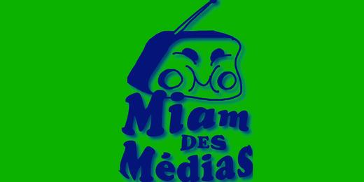 Gang des Vieux en Colère | Miam des Médias (sur Radio Campus Bruxelles 92.1)