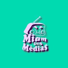 Curriculum Futurae | Miam des Médias (sur Radio Campus Bruxelles 92.1)