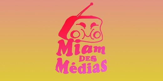 J'aime encore bien | Miam des Médias (sur Radio Campus Bruxelles 92.1)