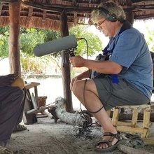 Michael Baird en Zambie