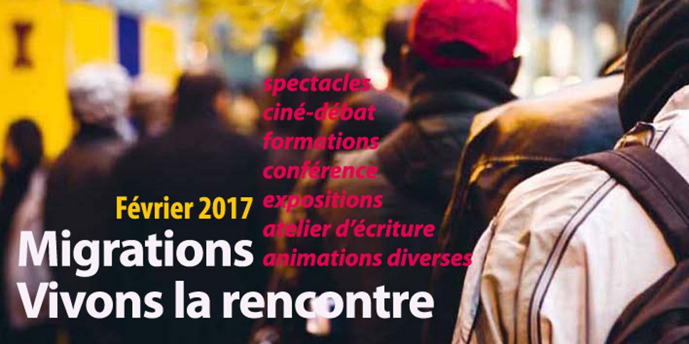 visuel Vivons la rencontre - Arlon - février 2017
