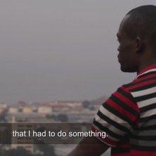 Patou Izai, militant LBGT à Kinshasa - vidéo Children's Radio Foundation