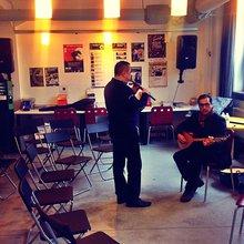 Muziek•Culture : Hovanissian et Gültekin, duduk/saz
