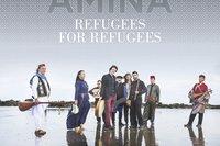 Refugees for Refugees, Amina