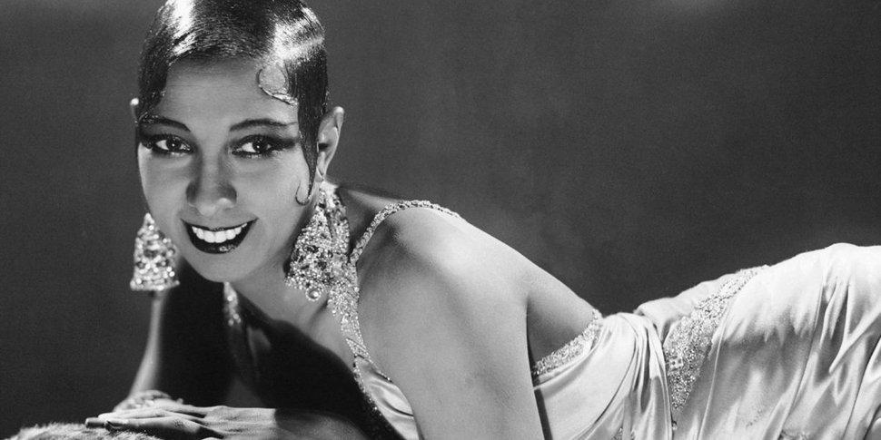 Joséphine Baker, icône noire