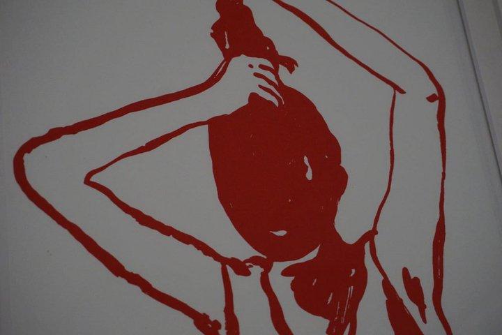 oeuvre de Francoise Pétrovitch - Centre de la gravure La Louviere 173