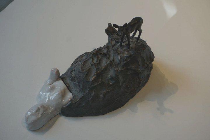 oeuvre de Francoise Pétrovitch - Musée de la céramique Keramis - La Louvière 215
