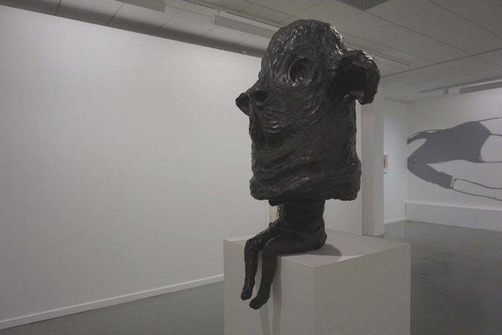 oeuvre de Francoise Pétrovitch - Centre de la gravure La Louviere 183