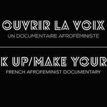 """Conférence-Débat """"Ouvrir La Voix"""""""