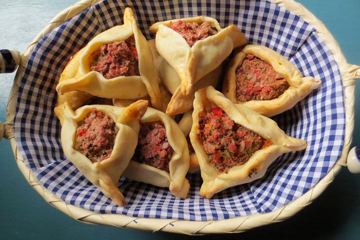 Fatay, l'empanadas arabe