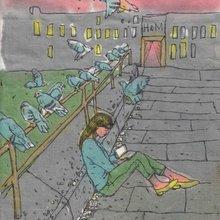 Pigeons Aurélie William Levaux
