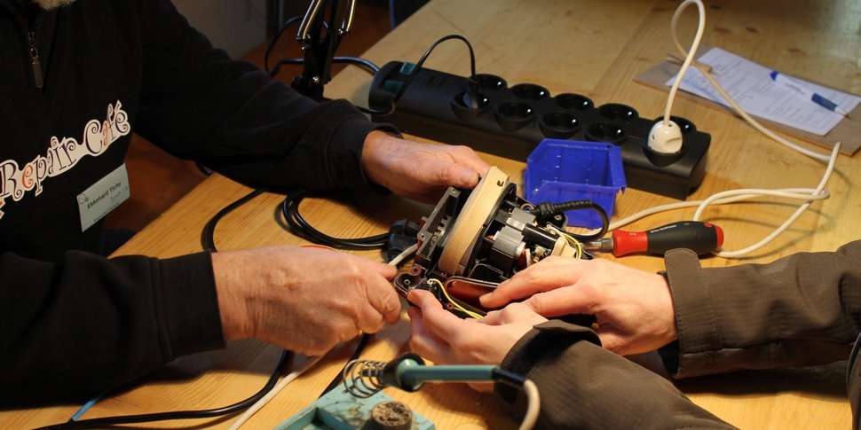 Repair Café PointCulture ULB