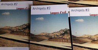 revue Archipels #2 - ed. Culture et démocratie / Cassandre